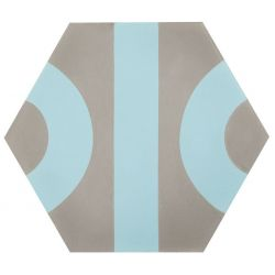 Peronda Dsignio Roll Grey-Blue 24,8x28,5