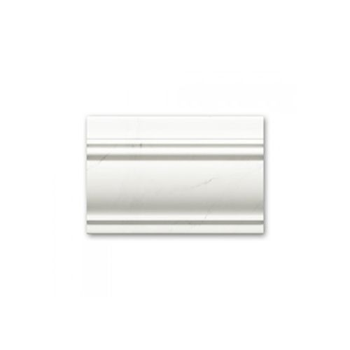 Roca Listwa Carrara / White Calypso Zocalo 20x30