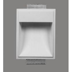 Mardom 2031 nisza oświetleniowa z ceramiki do LED 25,2x19,7
