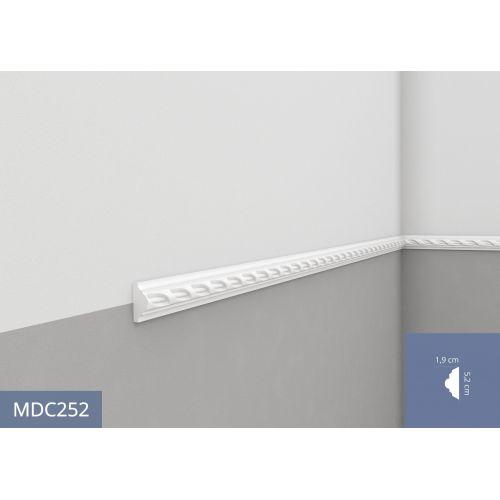 Mardom Prestige MDC252 Listwa ścienna 240x5,1x1,9