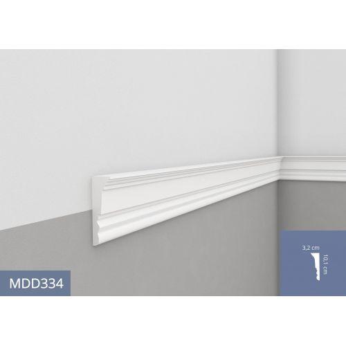 Mardom Prestige MDD334 Listwa ścienna & drzwiowa 240x10,1x3,3