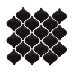 Dunin Mini Arabesco Black 78x74x6.5