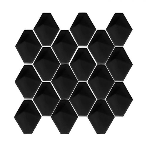 Dunin Arabesco Mini Carat Black 87x68x8,5