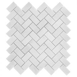 Dunin Black&White Eastern Herringbone 48 285 x 305