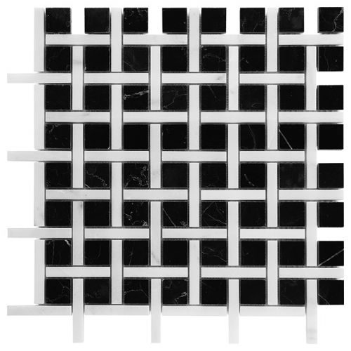 Dunin Black&White Pure Black BW02 305x305