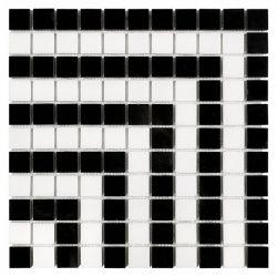 Dunin Black&White Pure B&W Hypno 25 B 305x305