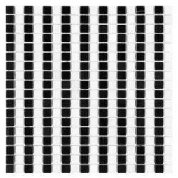 Dunin Black&White Pure B&W Strip 15 305x305