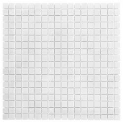 Dunin Black&White Pure White 15 matt 305x305
