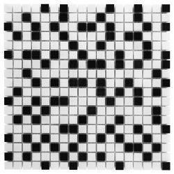 Dunin Black&White Pure White Mix 15 305x305