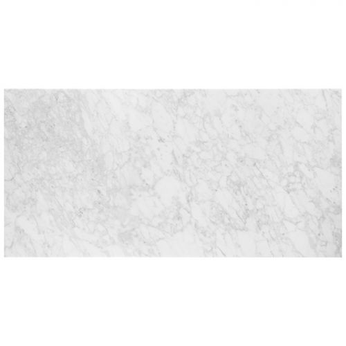 Dunin Black&White Carrara White GP 600x300x12