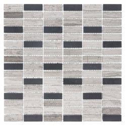Dunin Woodstone Grey Block Mix 48 305x305