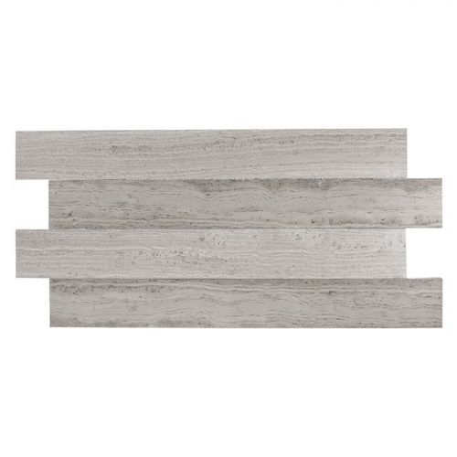 Dunin Woodstone Grey Strap 600x300x10