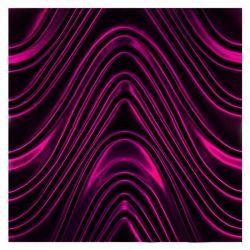 Dunin 3D Mazu Violet Wave 600x600x5