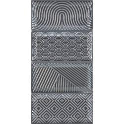 Equipe Metro Paradise Dark Grey 7,5x15