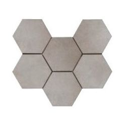 Ragno Rewind Polvere Gres Hexagon 21x18,2