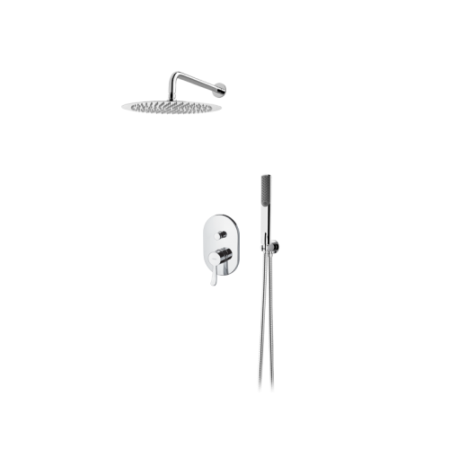 Vedo Kompletny system natryskowy podtynkowy Cento VBC 1220 / VBC 1230