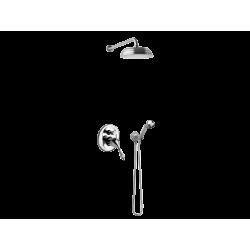 Fromac Kompletny system natryskowy podtynkowy Vara 3852 ( chrom | brąz antyczny )