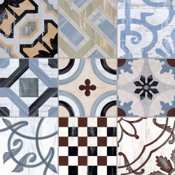 Fioranese Cementine Colors Mix 20x20 Patchwork