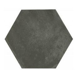 Dell'Arte HEXAGON CEMENTO GRAPHITE 52x60