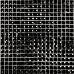 Dell Arte Mozaika Black Point Diamond