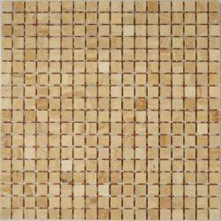 Dell Arte Mozaika Botticino Lappato 15x15