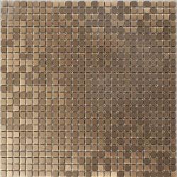 Dell Arte Mozaika Brushed Cooper 10x10