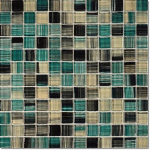 Dell Arte Mozaika Cooper Blue 23x23