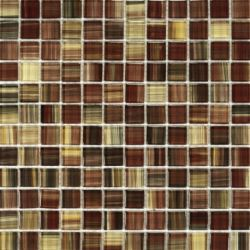 Dell Arte Mozaika Cooper Brown 23x23
