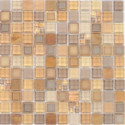 Dell Arte Mozaika Frames Brass 25x25