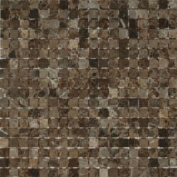 Dell Arte Mozaika Marble Black Matt MA-BL-MAT 15 30x30