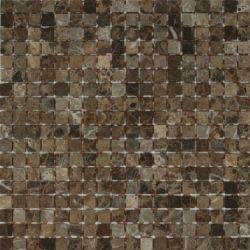 Dell Arte Mozaika Marble Black Połysk MA-BL-POL 15 30x30