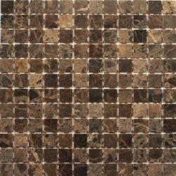 Dell Arte Mozaika Marble Black Połysk 23x23
