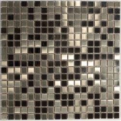 Dell Arte Mozaika Royal Steel 15x15