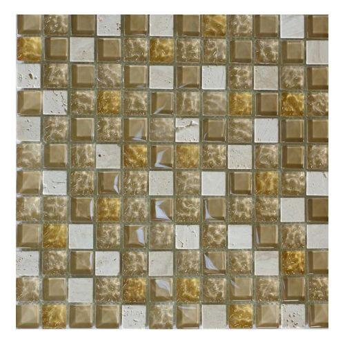 Dell Arte Mozaika Rustico Beige 23x23
