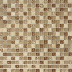 Dell Arte Mozaika Rustico Oro 15x15