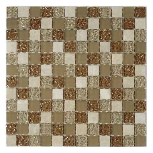 Dell Arte Mozaika Rustico Oro 23x23