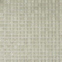 Dell Arte Mozaika Silver White SIL-WH 15 30,5x30,5
