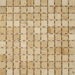 Dell Arte Mozaika Trawertino Florence TR-FL 25 30x30