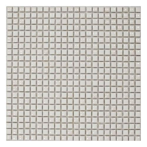 Dell Arte Mozaika White Velvet 11,5x11,5