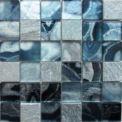 Dell Arte Mozaika Agat Blue AG-BL 48 30x30