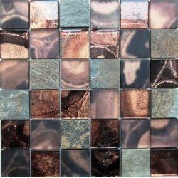 Dell Arte Mozaika Agat Brown 48x48