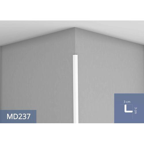 Mardom MD237 Elite Listwa ścienna narożnikowa 200x3x3