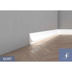 Mardom QL007 One Listwa oświetleniowa, przypodłogowa do LED 200x9,5x4,2
