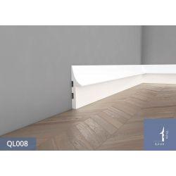 Mardom QL008 One Listwa oświetleniowa, przypodłogowa do LED 200x15x4,2