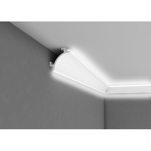 Mardom QL001 Duo Listwa oświetleniowa dwustronna sufit ściana 200x15,5x15,5