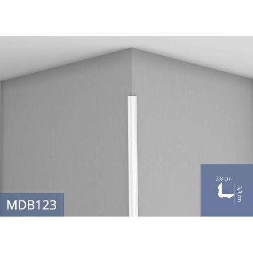 Mardom Prestige MDB123 Listwa sufitowa 240x3,8x3,8