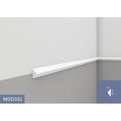 Mardom Prestige MDD332F Listwa ścienna elastyczna 235x4x2