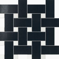 NovaBell Mozaika Twist Intereccio Dark 32x32