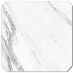 Supergres Purity of Marble Statuario Ottagona Lux 60x60
