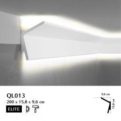 Mardom QL013R Paper Listwa oświetleniowa dwustronna LED z warstwą odblaskową 200x15,8x9,6